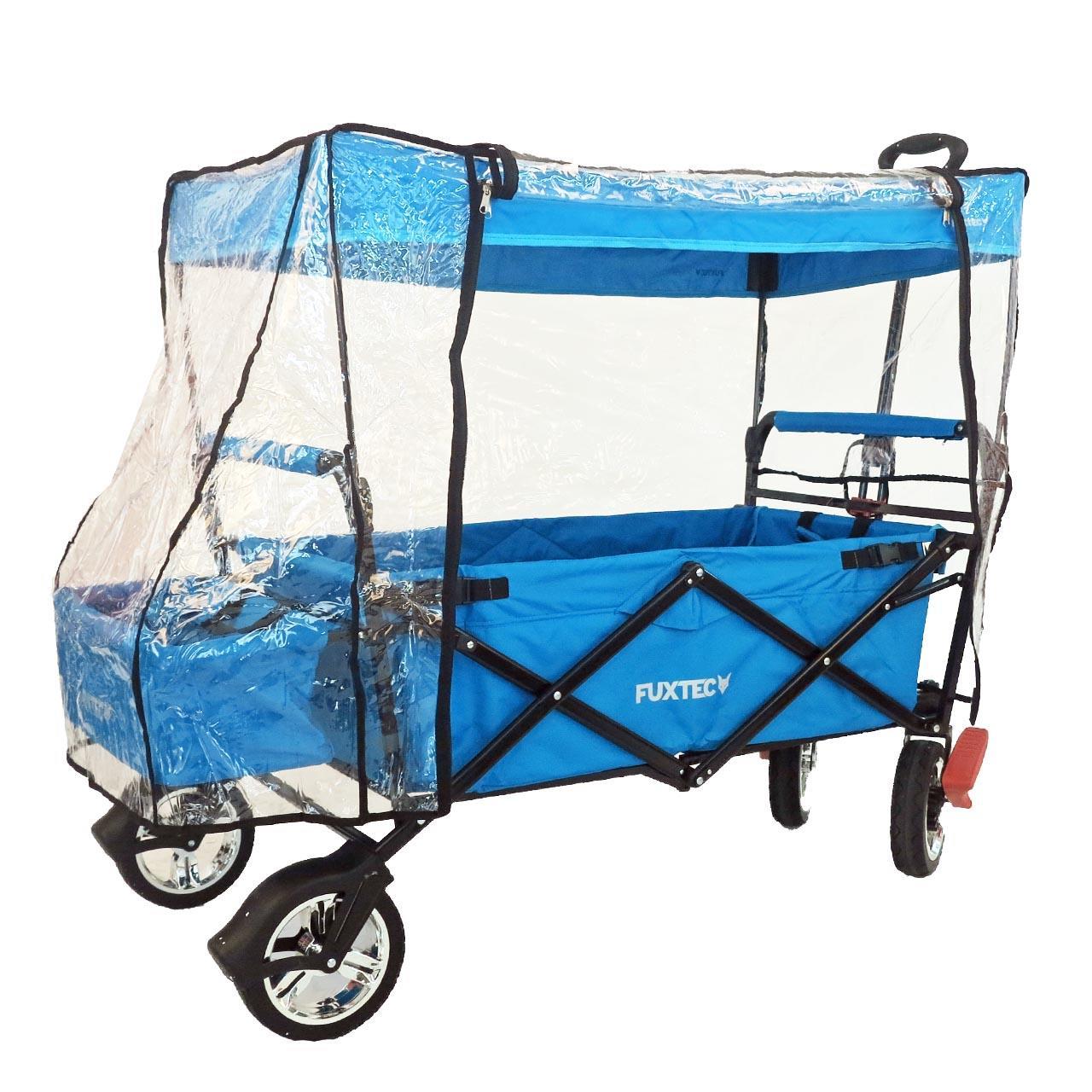 regenschutz transparent f r bollerwagen ct500 bollerwagen. Black Bedroom Furniture Sets. Home Design Ideas