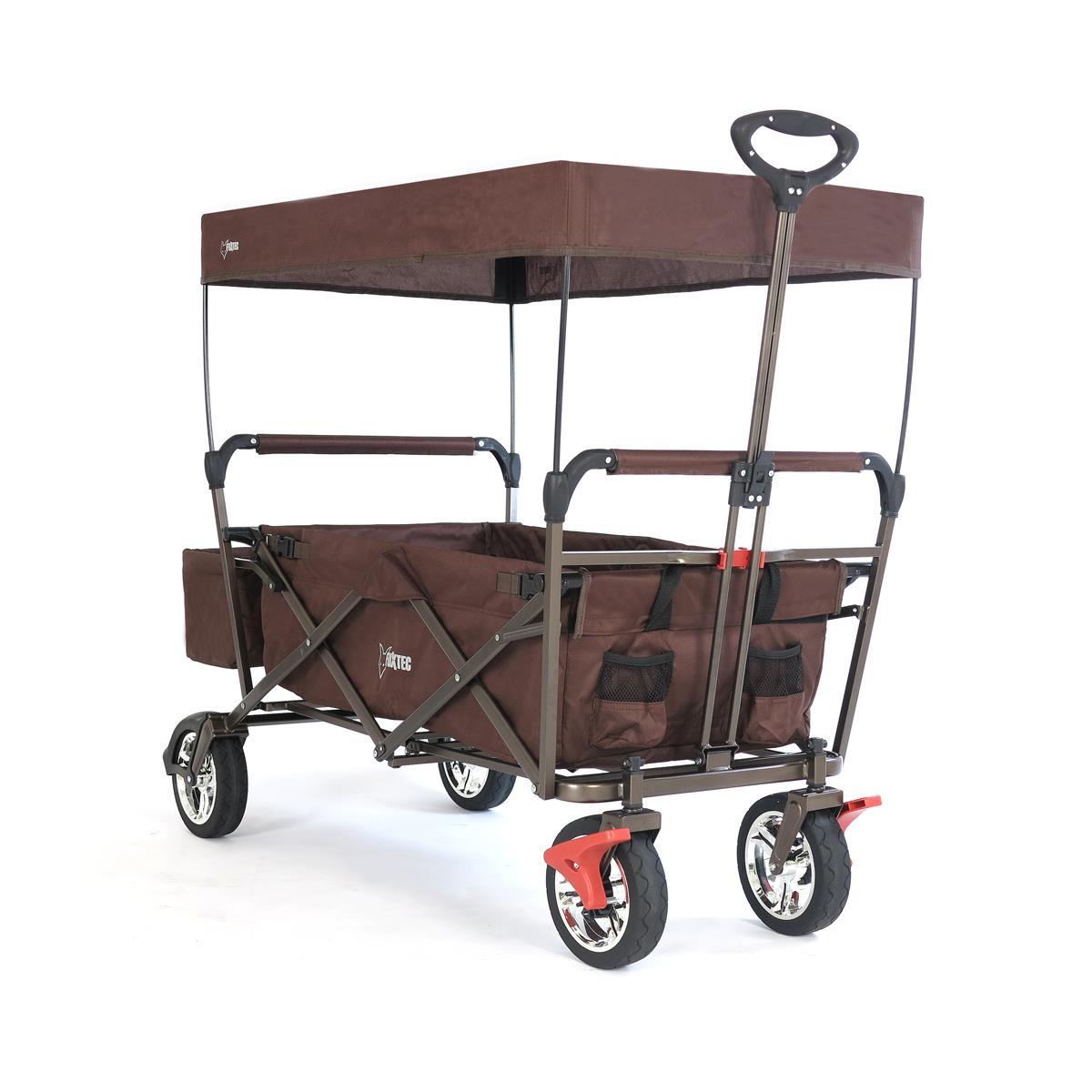 Bollerwagen CT 500 – mit Hecktasche
